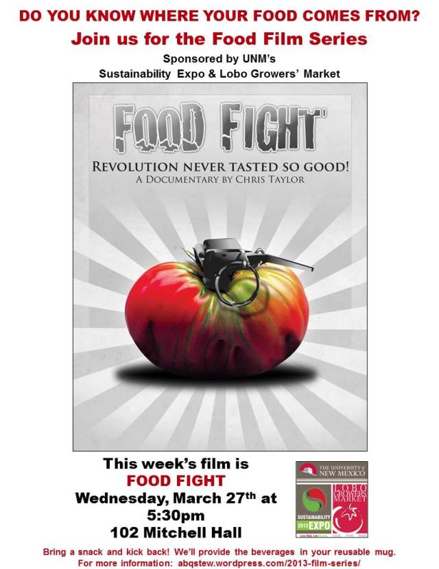 FoodFilmSeriesFlyer